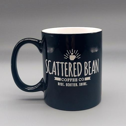 Scattered Bean Mug